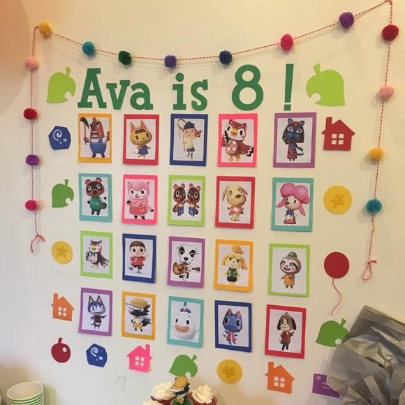 Animal Crossing Party Decorations M 5b12e12c1b3294c2b9d76dab
